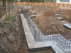 Строительство фундамента под ключ. Яровские строители.
