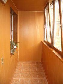 отделка балконов город Яровое
