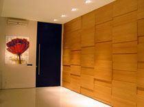 отделка с декоративными панелями город Яровое