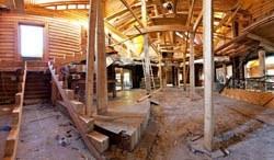реконструкция зданий в Яровое