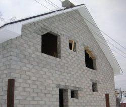 Качественный и недорогой дом из пеноблоков, кирпича, бруса в городе Яровое, можно заказать в нашей компании профессиональных строителей СтройСервисНК