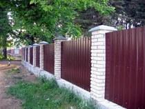 Строительство заборов, ограждений в Яровое и пригороде, строительство заборов, ограждений под ключ г.Яровое
